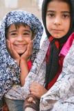 波斯女孩 免版税库存图片