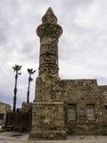 波斯尼亚的清真寺 库存图片