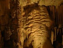 波斯托伊纳洞 库存照片