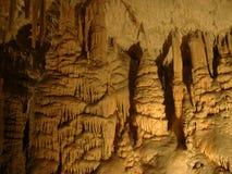 波斯托伊纳洞 库存图片