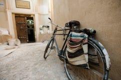 波斯自行车 库存照片