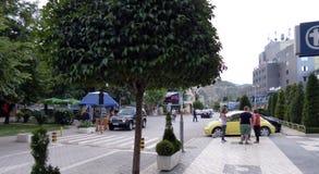 波格拉德茨,阿尔巴尼亚 免版税库存图片