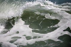 波浪塞巴斯蒂安入口佛罗里达2 免版税库存照片