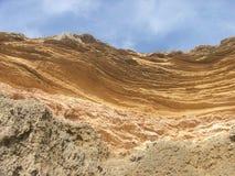波浪岩石 免版税图库摄影