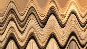 波浪数据条模式 免版税库存图片