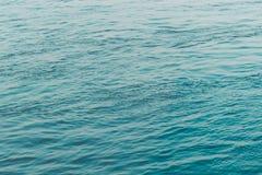 波浪水背景的纹理设计 免版税库存照片