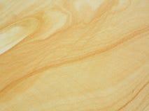 波浪砂岩的纹理 库存照片