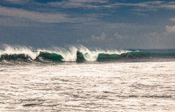 波浪管 库存图片