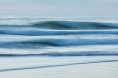 波浪迷离 库存照片