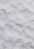 波浪雪纹理 库存照片