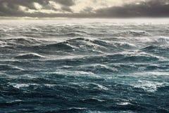 波浪 库存图片