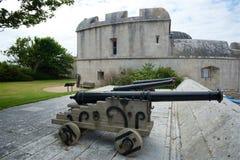 波特兰城堡多西特英国 库存照片