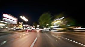 波特兰市推进时间流逝作用 影视素材