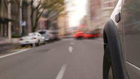 波特兰市驾驶 影视素材