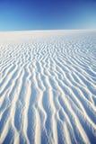 波纹作用沙丘Lencois Maranheses巴西 免版税图库摄影
