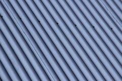 波纹状的屋顶 库存图片