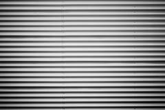 波纹状的金属纹理背景 免版税库存照片