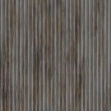 波纹状的金属 免版税库存照片