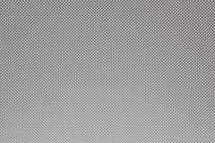 波纹状的铝背景 库存照片