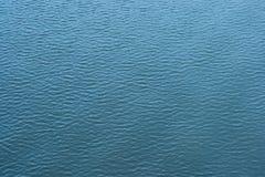 波纹纹理顶视图水 免版税库存照片