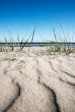 波罗的海海岸 库存照片