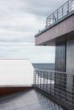 波罗的海的房子 免版税库存图片