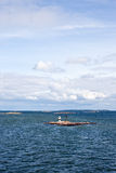 波罗的海视图 免版税库存照片