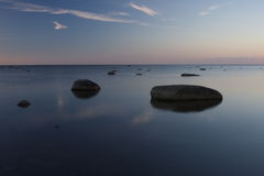 波罗的海 免版税图库摄影