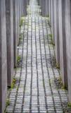 波茨坦广场战争纪念建筑在柏林,德国 免版税库存图片