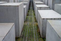 波茨坦广场战争纪念建筑在柏林,德国 图库摄影