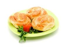 波西尼亚的饼 免版税库存照片