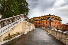 波隆纳城市意大利 图库摄影