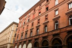 波隆纳意大利 免版税库存图片