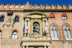 波隆纳,意大利 免版税库存图片