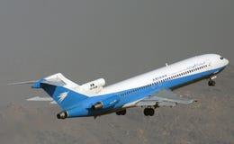 波音727 200副词 免版税库存照片