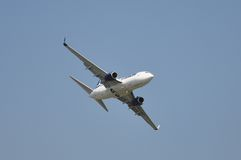 737波音 免版税库存照片
