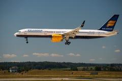 波音757-200 图库摄影