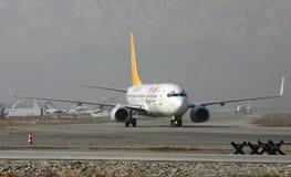 737波音 免版税库存图片