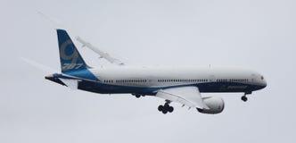 波音787-9 Dreamliner 库存照片