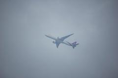 波音777-300 HS-TKL TG103 免版税库存照片