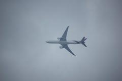 波音777-300 HS-TKL TG103 库存照片