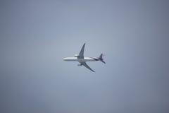 波音777-300 HS-TKV TG103 免版税图库摄影