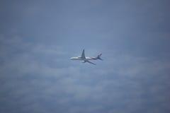 波音777-300 HS-TKW TG103 库存照片