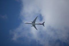 波音777-300 HS-TKZ TG103 免版税库存照片