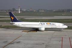 波音737 库存照片