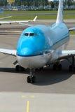 波音747-400 免版税库存图片