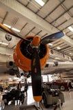 波音B-17飞行堡垒飞机告诉了挑剔者 库存照片