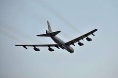 波音B-52H 60-0010/LA 免版税库存照片