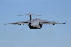 波音C-17 Globemaster III货机 免版税库存图片