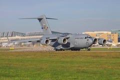 波音C-17A Globemaster III 免版税库存照片